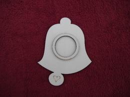 Stojánek na èajovou svíèku zvon jed.-v.13,4x10,4cm