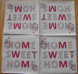 OS 167 R2S -ubrousek 33x33 -home sweet