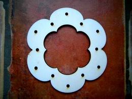 Lapaè snù - kytka è. 2-  v. 10x9,5cm