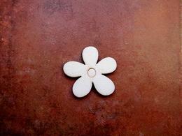 2D výřez kytička pr.6cm - zvětšit obrázek