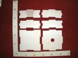 Krabièka støední bez motivu 12x12x4,5cm