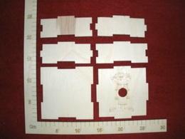 Krabièka støední motiv kluk  12x12x4,5cm
