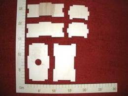 Krabièka pex bez motivu  7x12x4,5cm