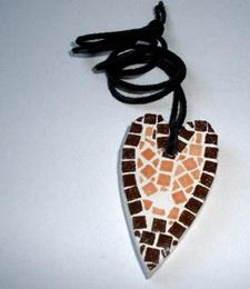 Mozaika - výroba šperkù