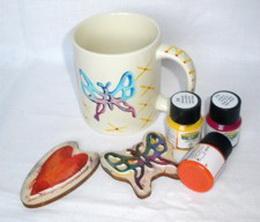 Barvy na porcelán