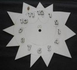 Hodiny slunce typ B - zvětšit obrázek