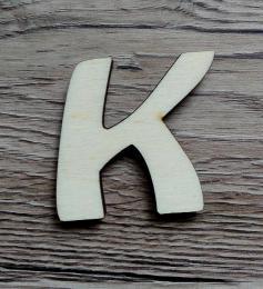 *2D výřez písmeno K  v.cca 4,2cm ozd. - zvětšit obrázek
