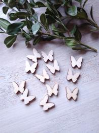 2D motýlek mini - 1,5cm-cena za ks - zvětšit obrázek