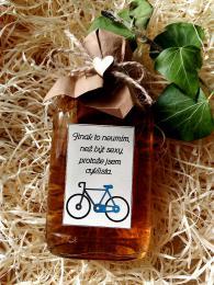 Medovina 100ml - sexy cyklista - zvìtšit obrázek
