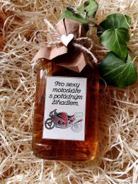 Medovina 100ml - sexy motorkáø se žihadlem - zvìtšit obrázek