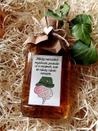 Medovina 100ml - nikdy nenaštvi myslivce - zvìtšit obrázek
