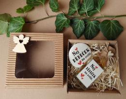 Dárkovì balená medovinka 20ml+magnet Nej dìdeèek v papírové krabièce