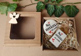 Dárkovì balená medovinka 20ml+magnet Nej sestøièka v papírové krabièce - zvìtšit obrázek