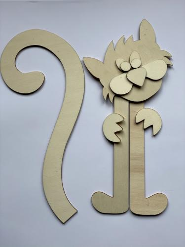 3D sestava koèka